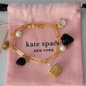 Kate Spade Picnic Charms Bracelet